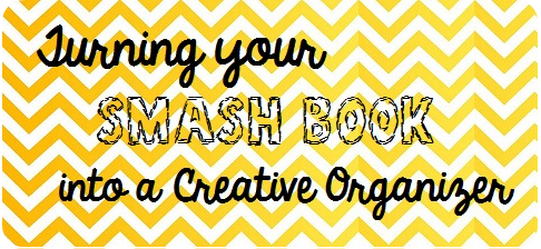 Smash Book Organizer